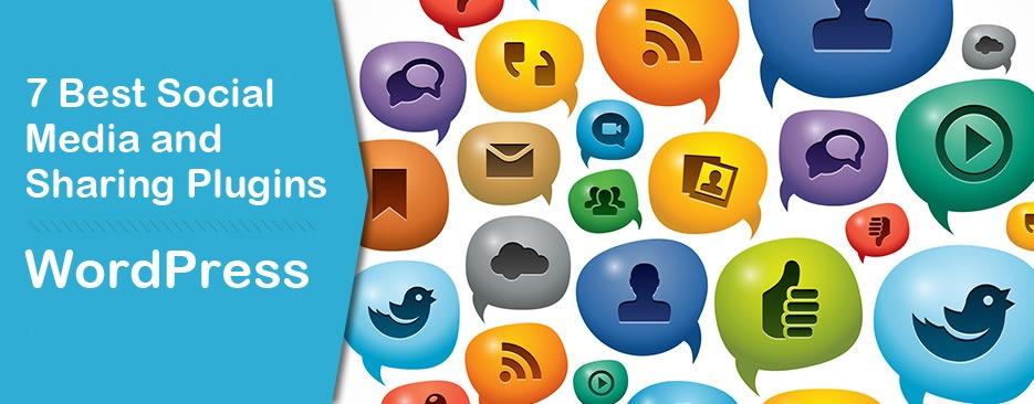 """""""7 Top Social Media Plugins for WordPress"""""""