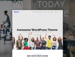 Beyond WordPress Theme Home Page